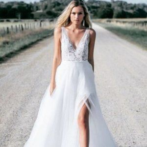 Made With Love: Willow Wedding Dress